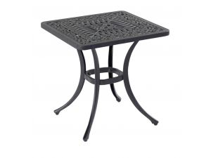 Hartman Capri Cast Aluminium Square Side Table