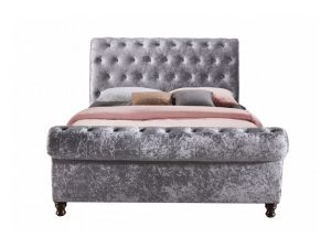 Birlea Castello 5ft Kingsize Steel Fabric Bed