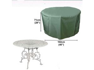 Bosmere Circular Table Cover - 4 Seat