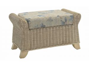 Desser Clifton Footstool And Cushion