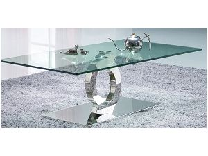 Fairmont Coco Glass Coffee Table