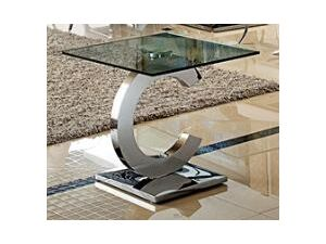 Fairmont Coco Glass Side Table