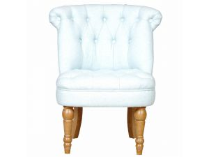 Cotswold Duck Egg Fabric Accent Chair