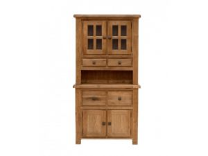 Danube Oak Small Buffet And Hutch