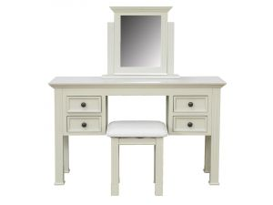 Deauville Ivory Dressing Table and Stool