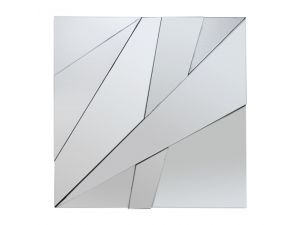 Fairmont Delta Square Mirror (9635) - 80x80cm