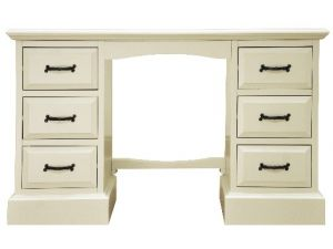 Harrow Off White Double Dressing Table