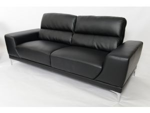 Fairmont Milan 3 Seater Leather Sofa