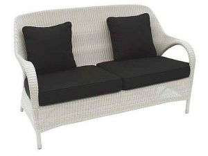 Bridgman Sussex Sofa With Coffee Table Set - Soft White