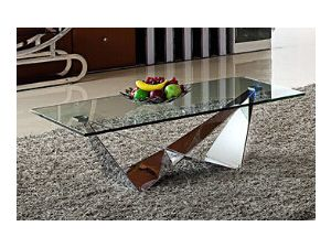 Fairmont Florentina Glass Coffee Table