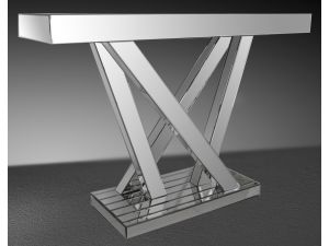 Fairmont Geox Mirror Console Table