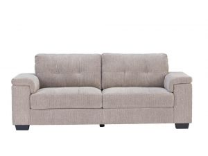Harlow Natural Fabric 3 Seater Sofa