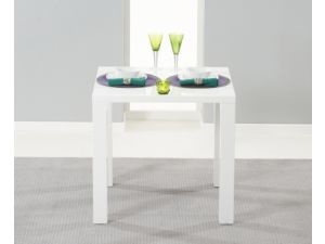 Hereford 80cm MDF High Gloss Dining Table