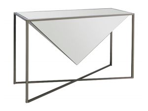 Fairmont Iceberg Mirror Console Table (1068)