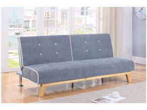 Birlea Jackson Grey Fabric Sofa Bed