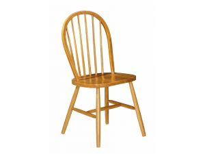 Julian Bowen Windsor Slatted Pine Dining Chair