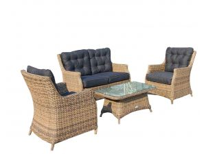 Knightsbridge 4PC Rattan Sofa Set 2017 Range