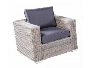 Knightsbridge Single Rattan Sofa Armchair 2017 Range