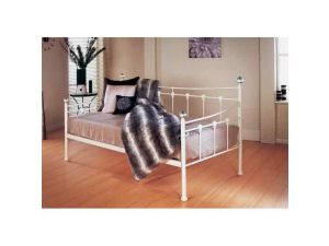 Limelight Cetus White Metal Daybed