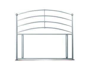 Limelight Thebe 4ft Small Double Metal Headboard