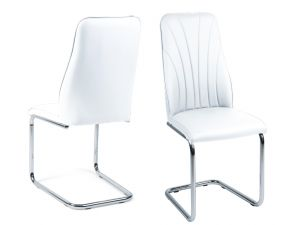 Fairmont Malissa Leather Dining Chairs