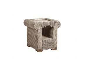Cane Marino Side Table