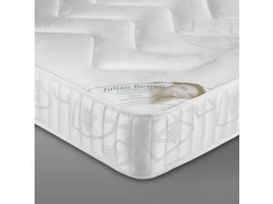 Julian Bowen Deluxe Semi Orthopaedic 3ft Single Sprung Mattress