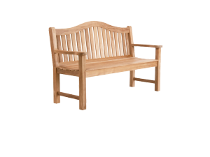 Westminster Mayfair 4Ft Teak Bench Without Cushion