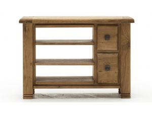 Danube Rectangular Wooden Tv Unit