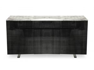 Luciana White Marble Sideboard