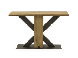 Lindau Oak Console Table