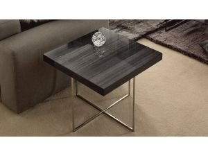 Alf Italia Monte Carlo Square Grey Lamp Table