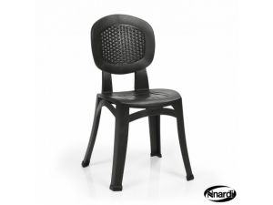 Europa Elba Chair Anthracite Wicker