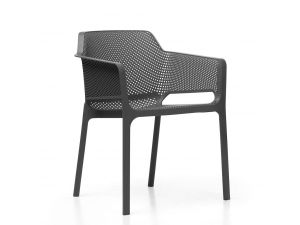 Europa Net Chair Anthracite Twin Pack