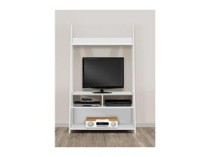 Birlea Nordic White Entertainment Unit
