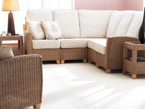 Cane Norfolk 2 Seater Sofa