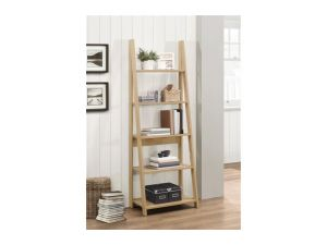 Birlea Nordic Oak Ladder Bookcase