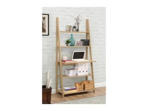 Birlea Nordic Oak Ladder Desk