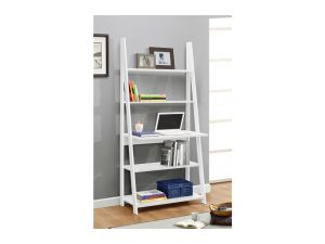 Birlea Nordic White Ladder Desk