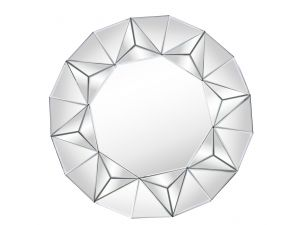 Fairmont Orion 79cm Round Mirror