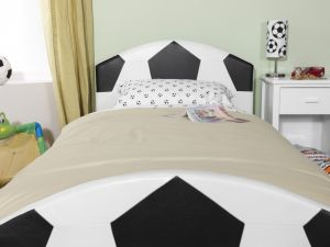 Serene Pallone 3ft Single Soccer Leather Bed
