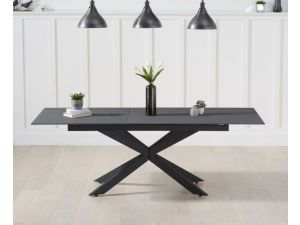 Britolli 180cm Grey Stone Ext. Dining Table
