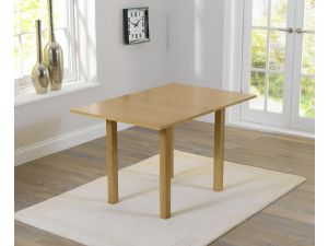 Hove 60cm Solid Wooden Ext. Dining Table