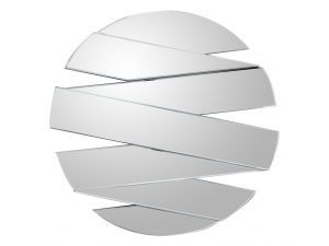 Fairmont Reflection 90cm Round Mirror