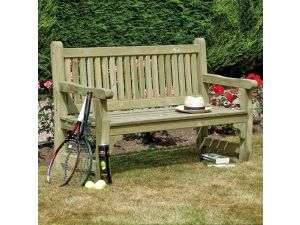Rowlinson Softwood 3 Seater Bench