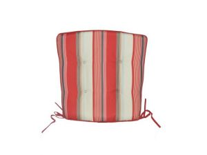 Royalcraft Red Stripe Carlo/Classic Cushion (Sold In 4'S Or 6'S Only)
