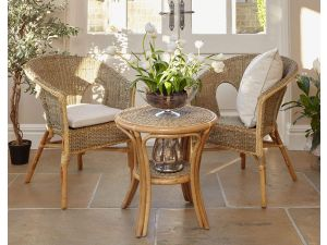 Habasco Countess Chair In Seagrass