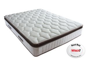 Sealy Nostromo Posturepedic 1400 Pocket 4ft6 Double Mattress