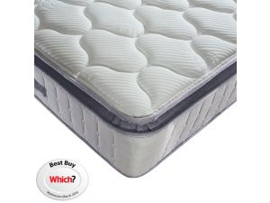 Sealy Nostromo Posturepedic 1400 Pocket 5ft Kingsize Mattress