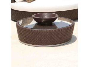 Skyline Zest Mantra round coffee table